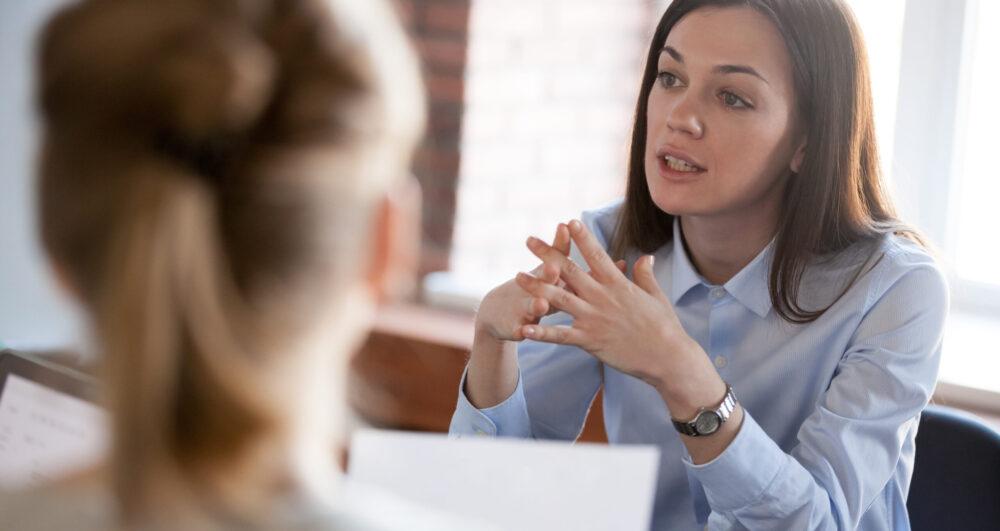 Osebno svetovanje - coaching